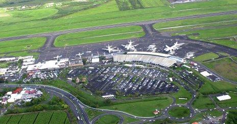 Aéroport Martinique Aimé Cesaire