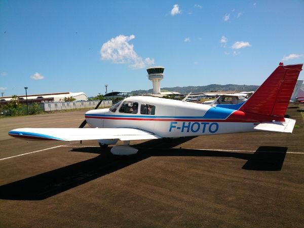 (F-HOTO) Piper PA 28- 140 [160 Hp]