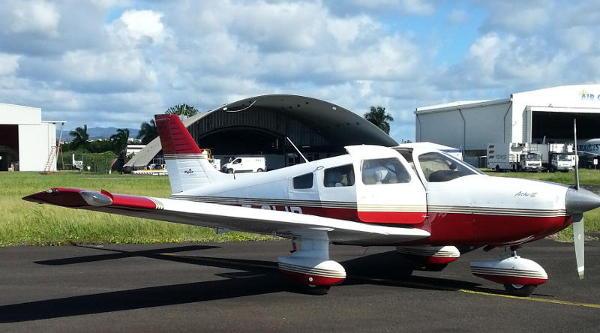 F-OIJD) Piper PA 28 Archer III [180 hp]